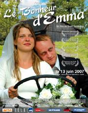 LE BONHEUR D'EMMA au cinéma le 13 juin 2007